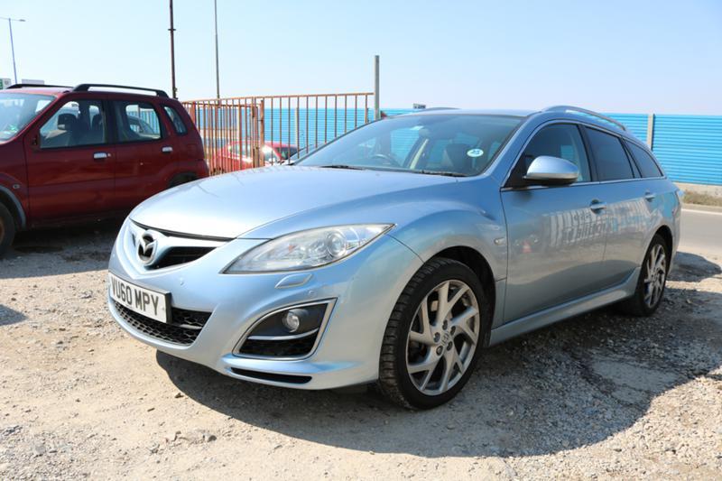 Mazda 6 2.2 MZR-CD