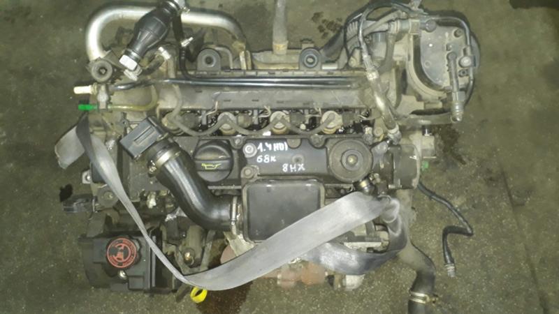 Двигател за Пежо 1,4hdi тип на мотора 8HX