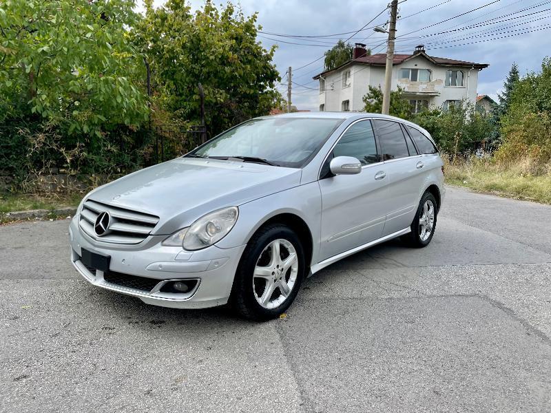 Mercedes-Benz R 320 320CDI om642 xenon harman/kardon