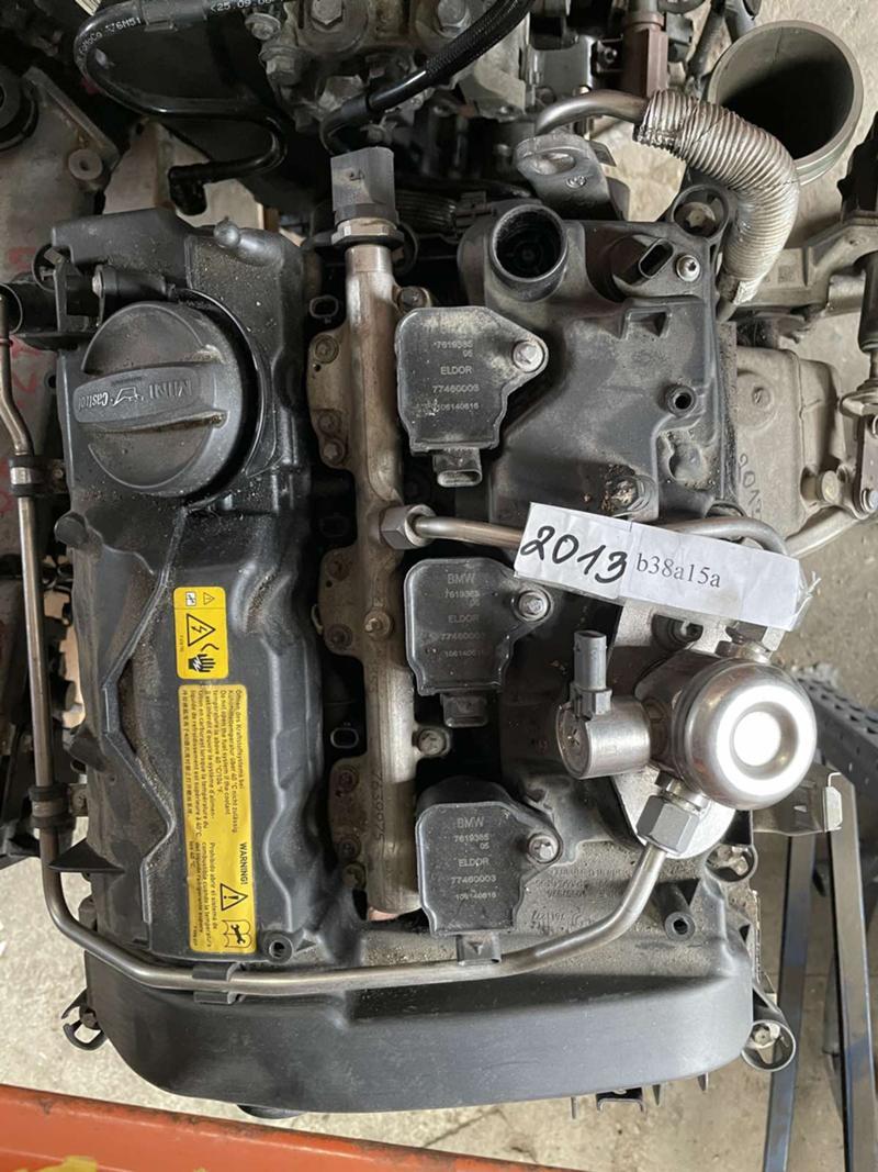 двигател BMW MINI - 1.5i - 2013-2019 B38A15A / F1540881 реф.номер 2013