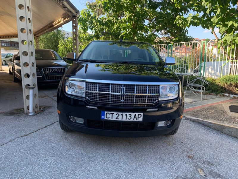 Lincoln Mkx 3,5