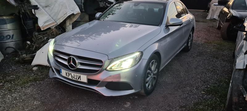 Mercedes-Benz C 220 W205 adblue
