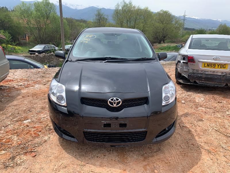 Toyota Auris НА ЧАСТИ Toyota Auris 2.2 177 D-Cat и 2.0 126 D-4d