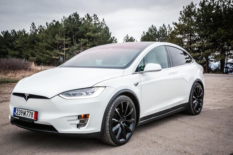 Tesla Model X Като Нова!!!4х4