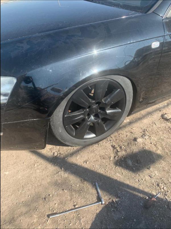 Audi A6 3,0 TDI Quattro НА ЧАСТИ, снимка 2