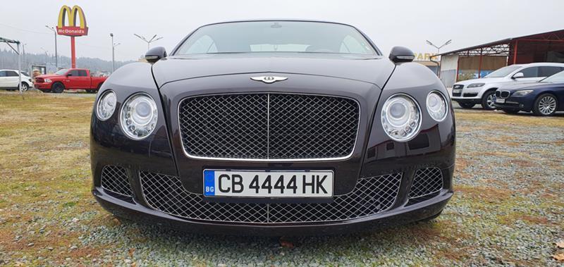 Bentley Continental gt СОБ ЛИЗИНГ