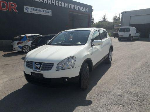 Nissan Qashqai 2.0 DCI 4x4 АВТОМАТ